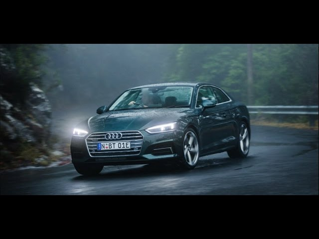 New Car: 2017 Audi A5 Coupe review