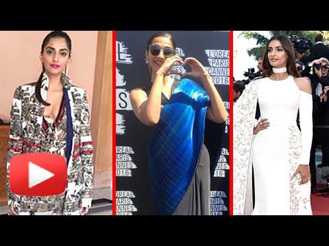 Cannes 2016 : Sonam Kapoor Creates Hattrick | Hot Or Not