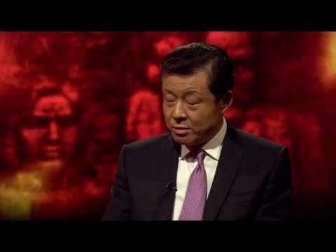 China's Ambassador to the UK talks to Robert Peston - Newsnight