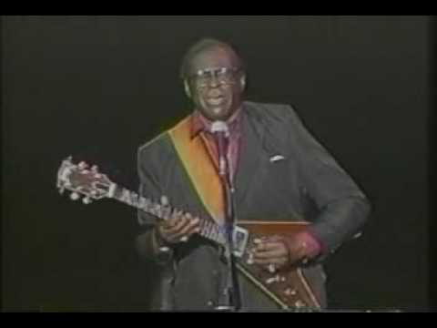 Albert King - The Sky Is Crying Live Japan 89