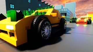 Playing ZOMBIE TAG with Lego Cars in Brick Rigs! (Brick Rigs Gameplay Roleplay)