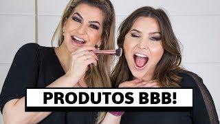 Produtos de maquiagem baratinhos que valem a pena! com Alice Salazar | Lu Ferreira