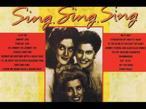 Johnny Fedora And Alice Bluebonnet - The Andrews Sisters