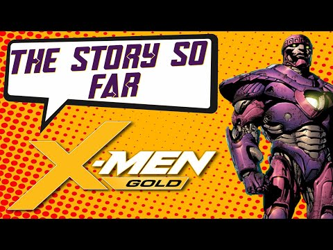 X-Men Countdown To Extermination | The Story So Far