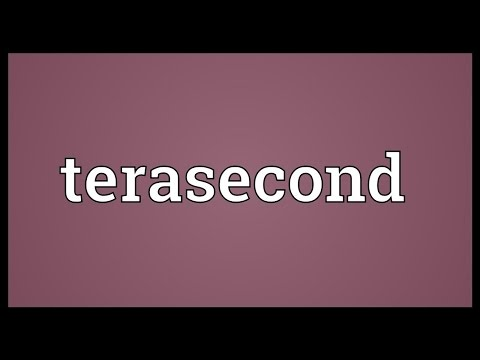 Header of terasecond