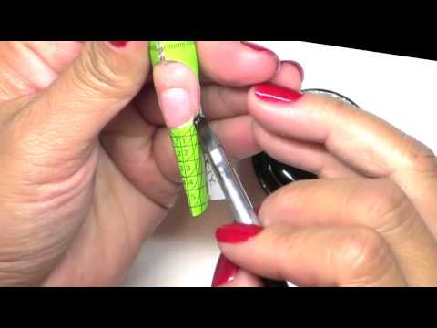 NAILS Troubleshooter: Classic Gel French - Part 1 of 4 - Applying Builder