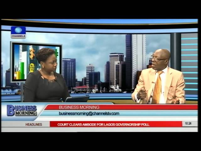 National Database, Core Of E-Governance - Chris Uwaje 09/04/15