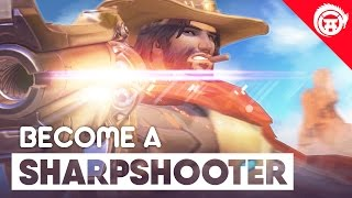 Overwatch McCree Aim Tutorial Guide | 8drills/10m | Tips