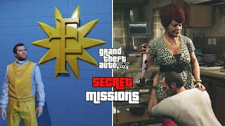 GTA 5 - Secret Missions! (TOP 5)