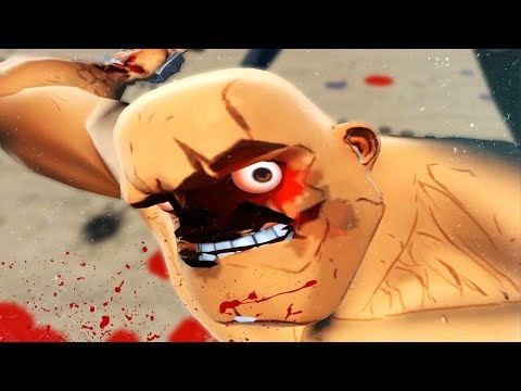 BLOODY AND BEATEN | GORN #1 (HTC Vive Virtual Reality)