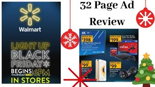 WALMART BLACK FRIDAY FULL HONEST AD REVIEW 2018