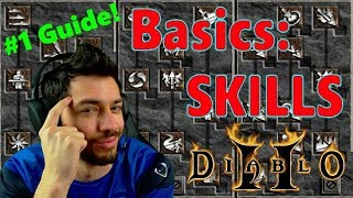 [Guide] Diablo 2 Basics - Skills