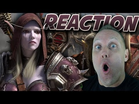 Swifty Reaction to Blizzcon 2017 WoW Announcements - WoW Classic, Battle for Azeroth, & Cinematic