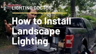 (6.35 MB) How to Install Low Voltage Landscape Lighting Mp3