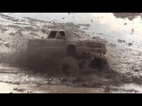 Chevy Diesel Trucks >> World's Baddest Duramax!!! Trucks Gone Wild 2013 Colfax LA ...