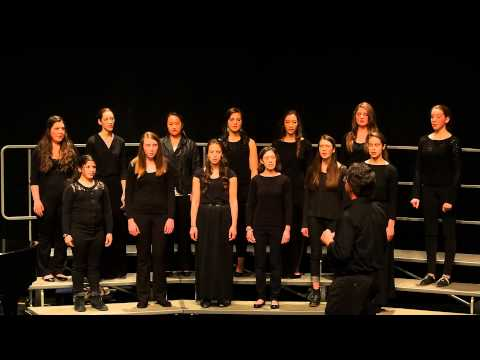 Falmouth Academy Girls Choir Feb 2014 - Helplessly Hoping