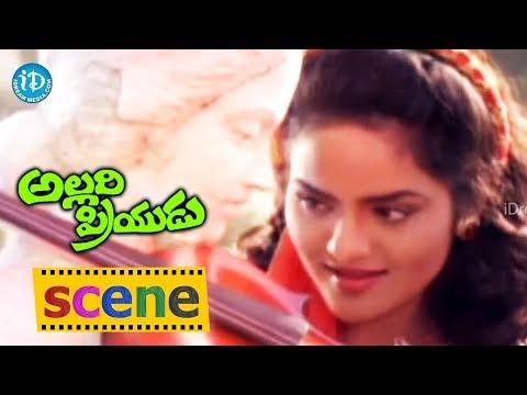 Allari Priyudu Movie – Madhubala Falls In Love With Rajashekar   Ramya Krishna Photo Image Pic