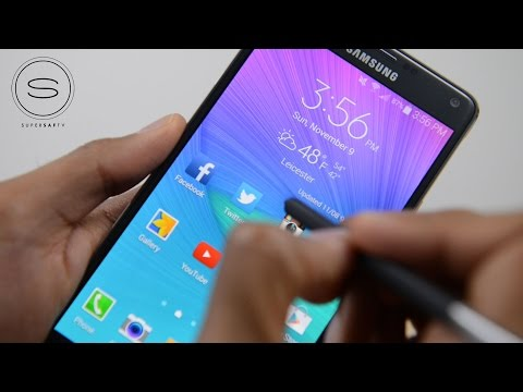 Samsung Galaxy Note 4 Full Review - Best smartphone of 2014?