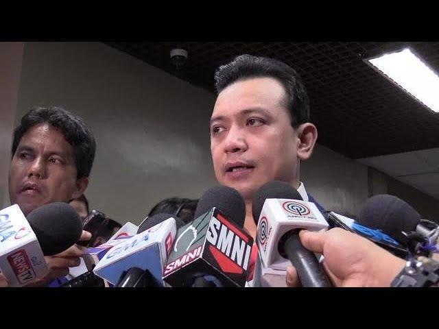 Trillanes on alleged Paolo Duterte dragon-like tattoo