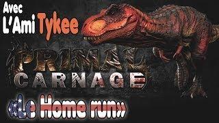 Primal Carnage - L'Erreur - Gameplay Fun avec Tykee FR HD PC