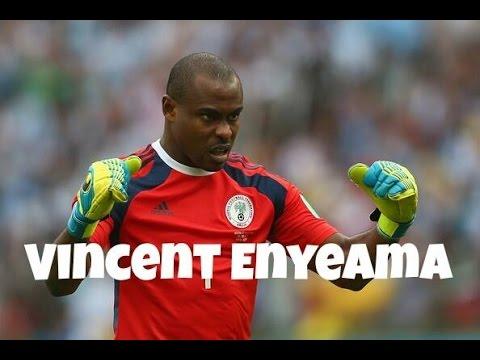 Vincent Enyeama - Lille OSC - Best Saves - 2014.