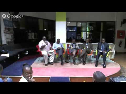 Bloggers Forum - Blogging In Kenya Should It Be Regulated?
