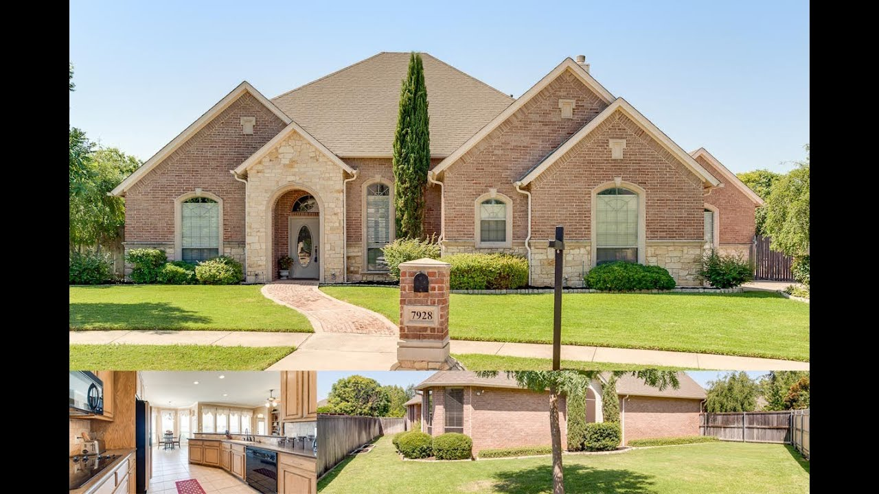 Single story home for sale in north richland hills on for Large single story homes