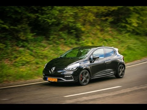 Renault Clio RS 200 EDC review