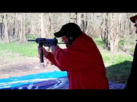 2013 Knob Creek Machine Gun Shoot: April
