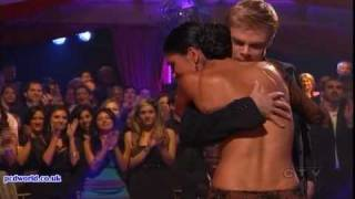 Nicole & Derek - Dancing the Argentine Tango (Dancing With The Stars Finale - 25th May 2010)