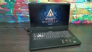 Gaming Laptop με AMD/Nvidia Combo: ASUS FX705DT-AU027T Review