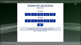 esp8266 host Multi Exploit Menu PS3 and PS4 #link on description 1.35 MB