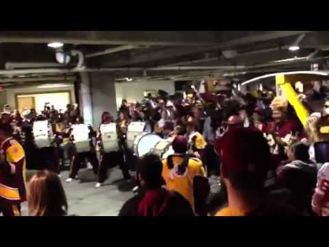 AHHHH DC!!! - The Washington Redskins Drumline