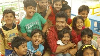 Surya's Surprise Gift for Pasanga-2 Music Director