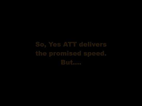DSL vs. U-Verse Speed Test