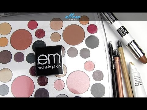 em Cosmetics by Michelle Phan: Live Swatches & Review