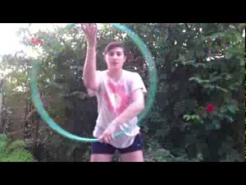 Ghost Isolation Hula Hoop Trick Tutorial video