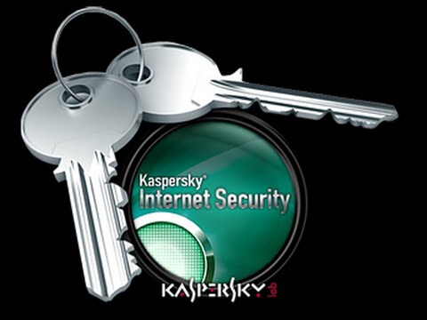 LLAVES PARA ACTUALIZAR KASPERSKY INTERNET SECURITY 2013- AL DIA