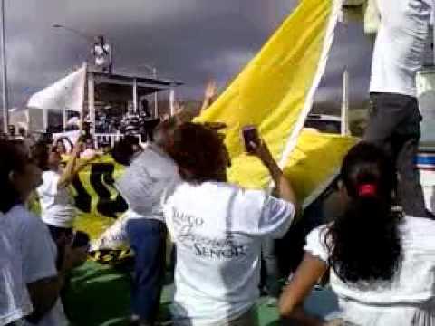 Bandera de JESUCRISTO en Yauco