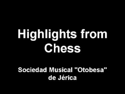 Highlights from Chess Certamen Castellón (1998) Sociedad musical Jérica