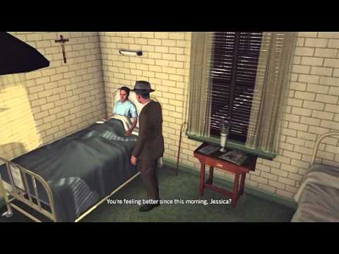 L.A. Noire: The Fallen Idol 5 STAR Walkthrough Case 3 Part 1 [The Traffic Cases] Let's Play