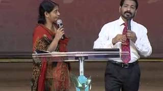 Spirit - Br. Damien Antony | The Spirit Of A Finisher - Part 1 (English/Malayalam) | Gospel Message