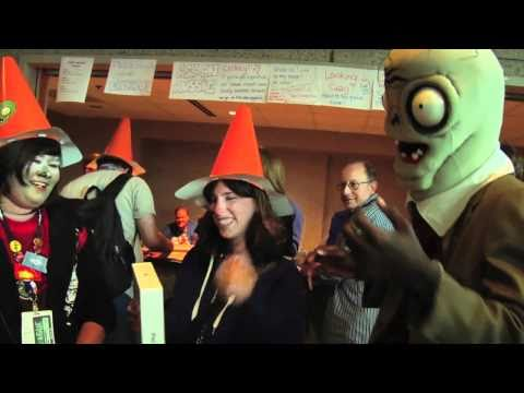 Plants vs. Zombies at PAX 2010
