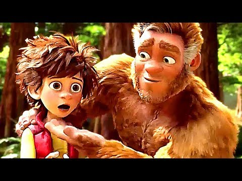 BIGFOOT JUNIOR Bande Annonce VF (Animation, 2017) streaming vf