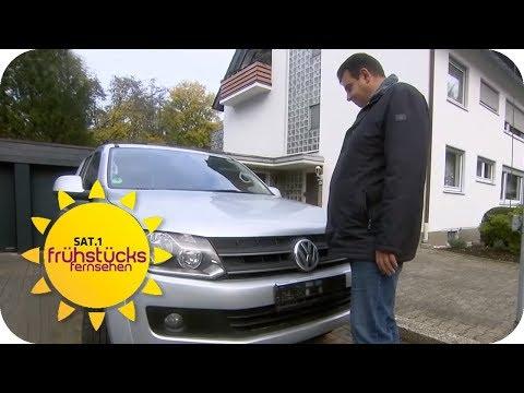 VW ABGAS-SKANDAL: Kein UPDATE? Keine ZULASSUNG! | SAT.1 Frühstücksfernsehen | TV