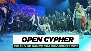 Open Cypher | Team Division | World of Dance Championships 2018 | #WODCHAMPS18