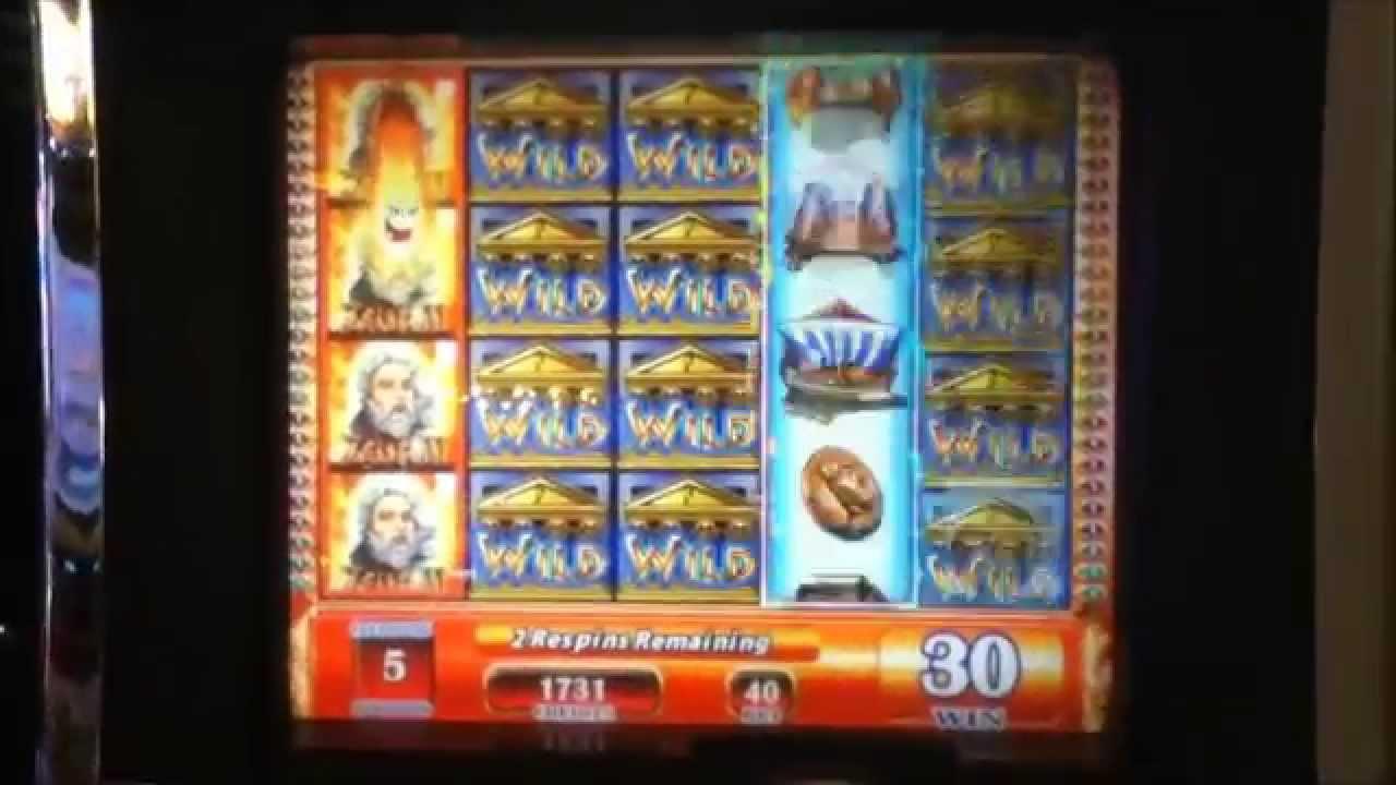 Zeus ii slot machine download