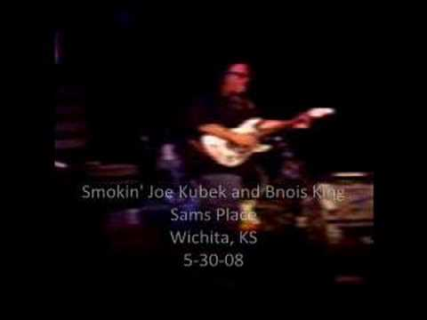 Smokin' Joe Kubek in Wichita 5-30-08