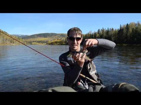 рыбалка на верховую на ангаре