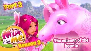 The unicorn of the hearts - part 2 - Mia and me - Season 3